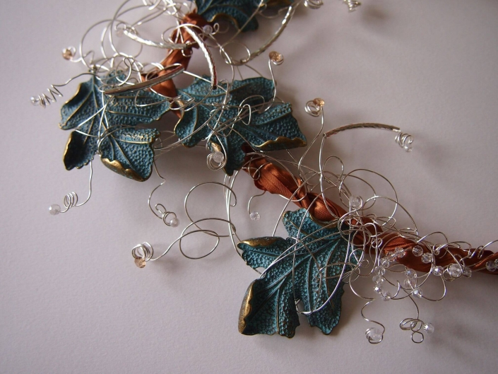Ogrlica za Sumsku vilu (detalj)